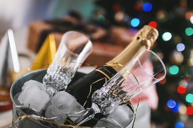 kalorier champagne