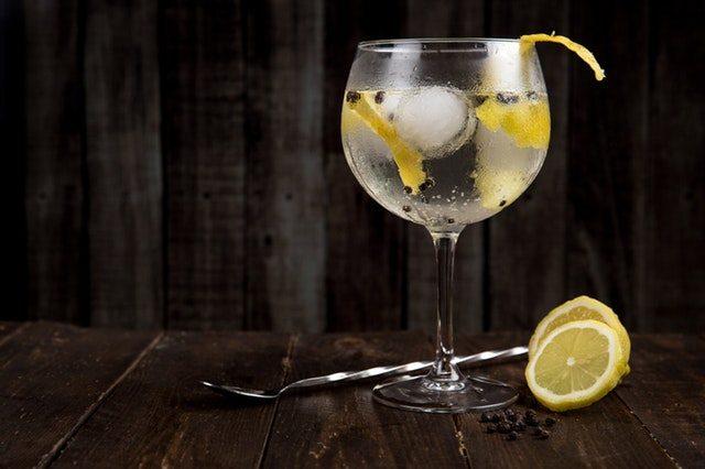 kalorier gin tonic