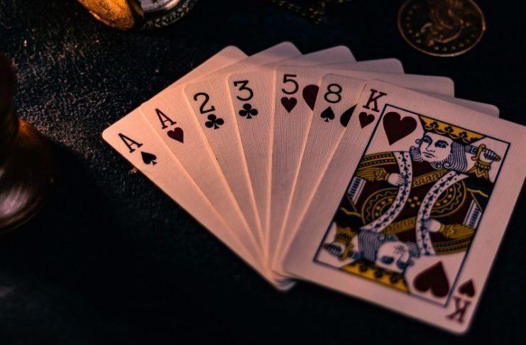 Kortspel Alla Män Bör Kunna