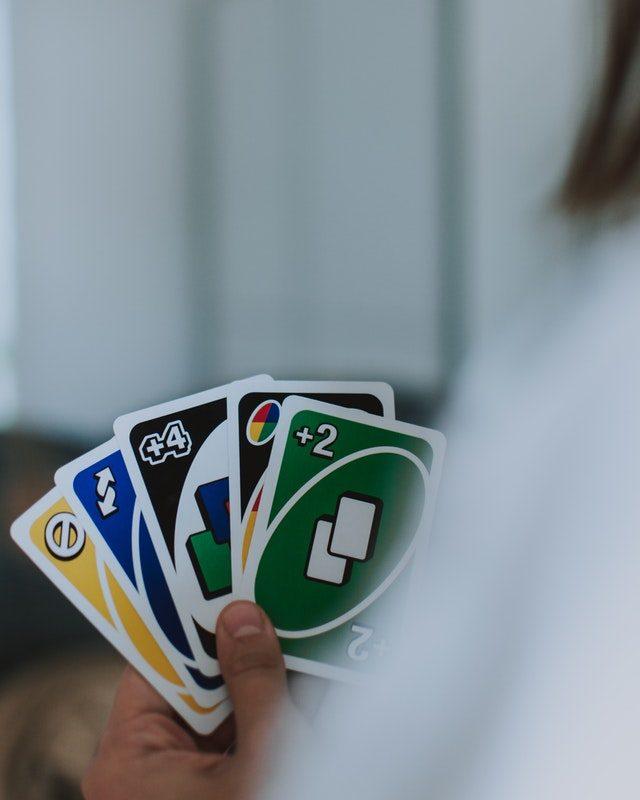 kortspel man ska kunna uno