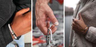 manifestation beads armband