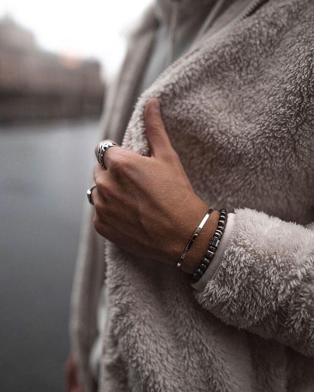 manifestation beads armband i sten