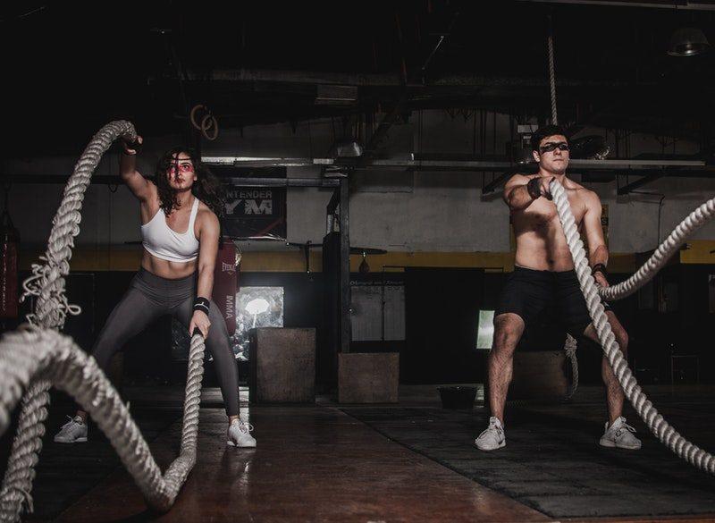 komma i form träning snabbt