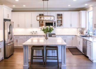 lägga nytt golv i kök