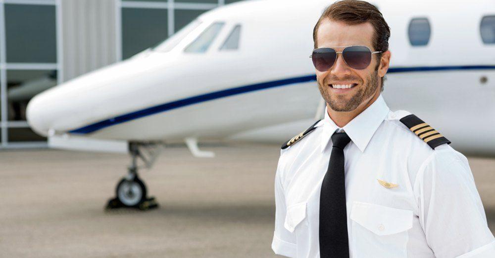 pilot uniform aviator