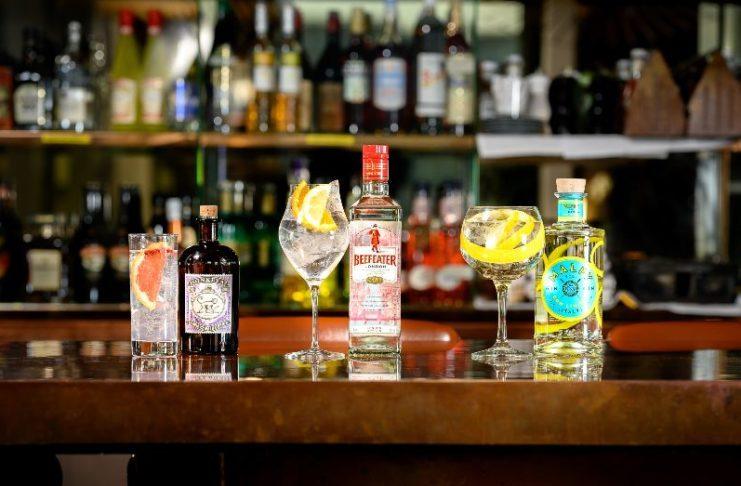 internationella gin & tonic-dagen