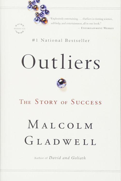 personlig utveckling och självhjälp outliers bok