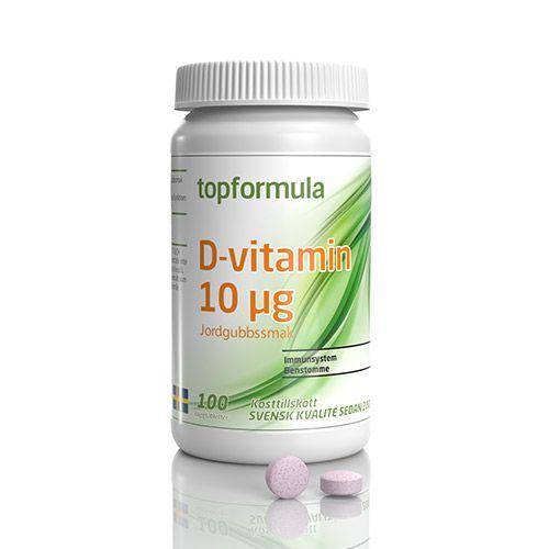 d-vitamin topformula