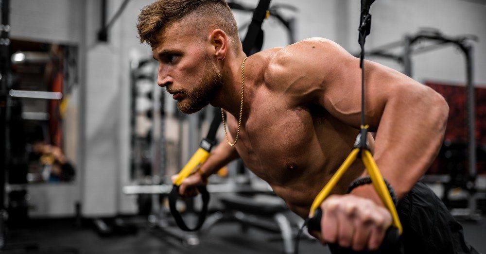 träna med träningsvärk