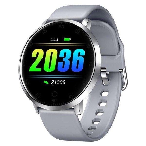 smartwatch som räknar steg