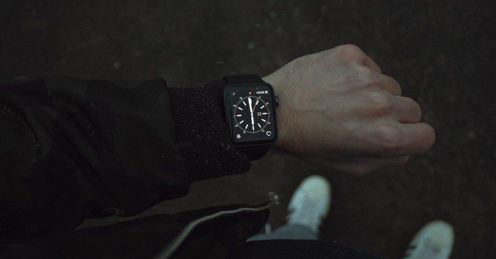 snygg smartwatch