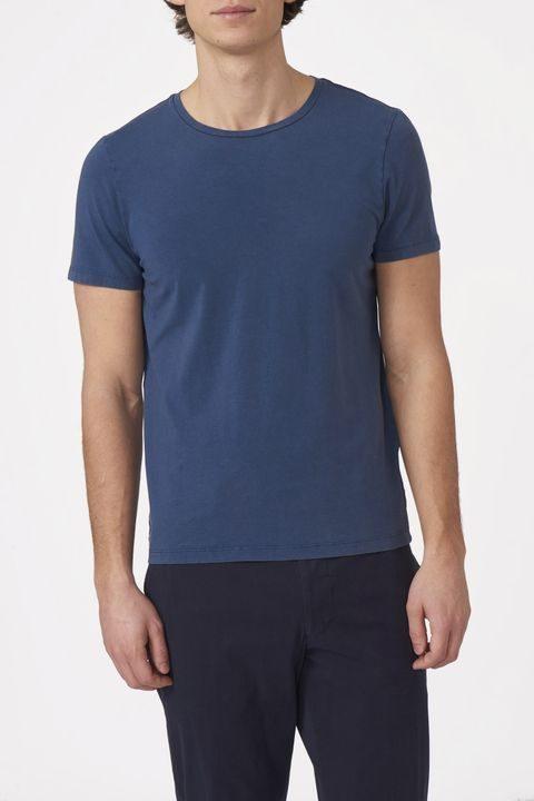 oscar jacobson blå tshirt