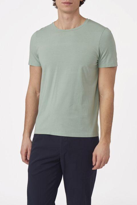 oscar jacobson mintgrön tshirt