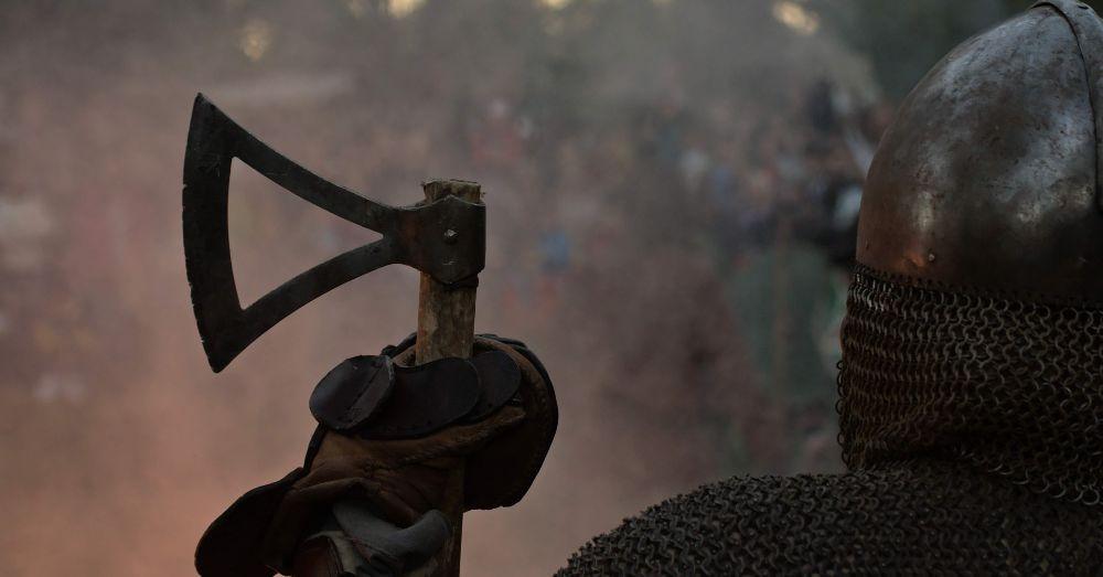 tor åskguden viking