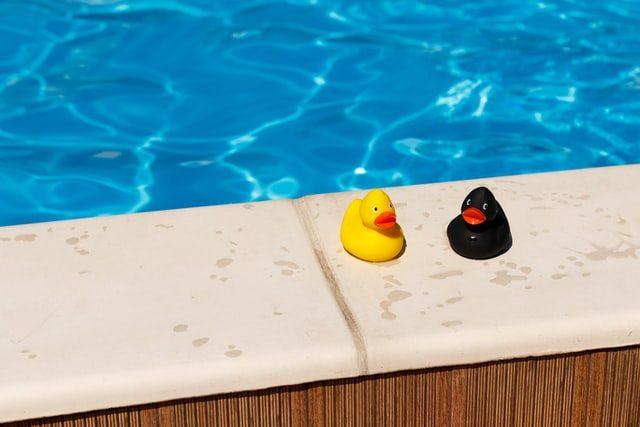 att tänka på bygga pool