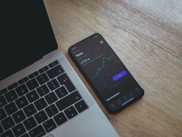 investera pengar via mobilen