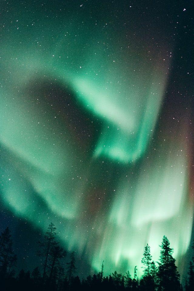 semester i finland norrsken