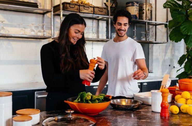 äta varierat hälsosamt